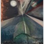 Outer SpaceVnější prostor135cm x 130cm, acrylic and oil painting on canvas2 x 135cm x 130cm, akryl a olej na plátně