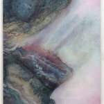 Walls Around Borders 3Zdi kolem hranic3 painting to form one, 50cm x 60cm each, 50cm x 180cm together, oil on canvas 3 obrazy tvořící jeden, 50cm x 60cm každý, 50cm x 180cm dohromady, olej na plátně