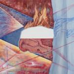 Human / Non-Human // Člověk / Nečlověk 1-19  velkoformátový tisk, polomatný fotopapír, autorský tisk, 70 cm x 50 cm
